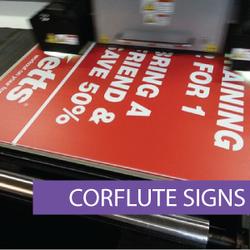Corflute - Corflute Signs  (10)