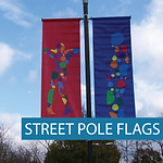 Street Pole Flags