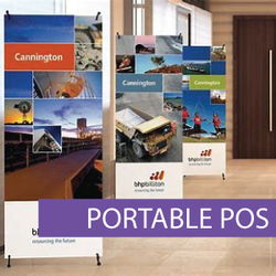 Icon - Category - Portable Displays - BW