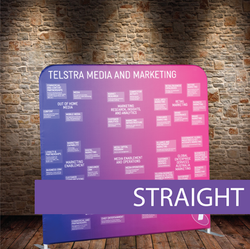 Telstra Media Wall