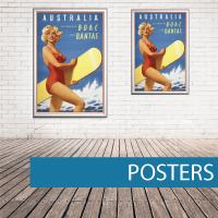 Posters Wollongong Printing