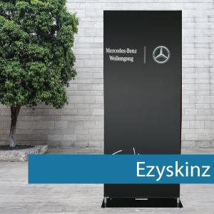Media Wall - Ezykinz - Mercedes