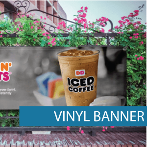 Outdoor Media - Vinyl Banners 1