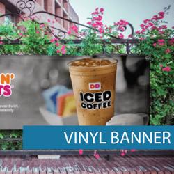 Outdoor Media - Vinyl Banners 1