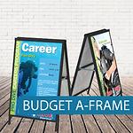 Budget A-Frames