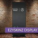 EzySkinz Signature Displays