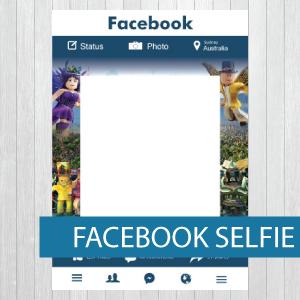 Corflute - Selfie Frames - Custom - Robl