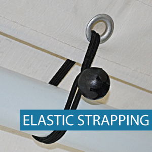 Outdoor Media - Finishing - Elastic Stra