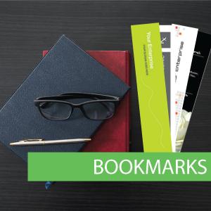 Print - Marketing - Bookmarks 1
