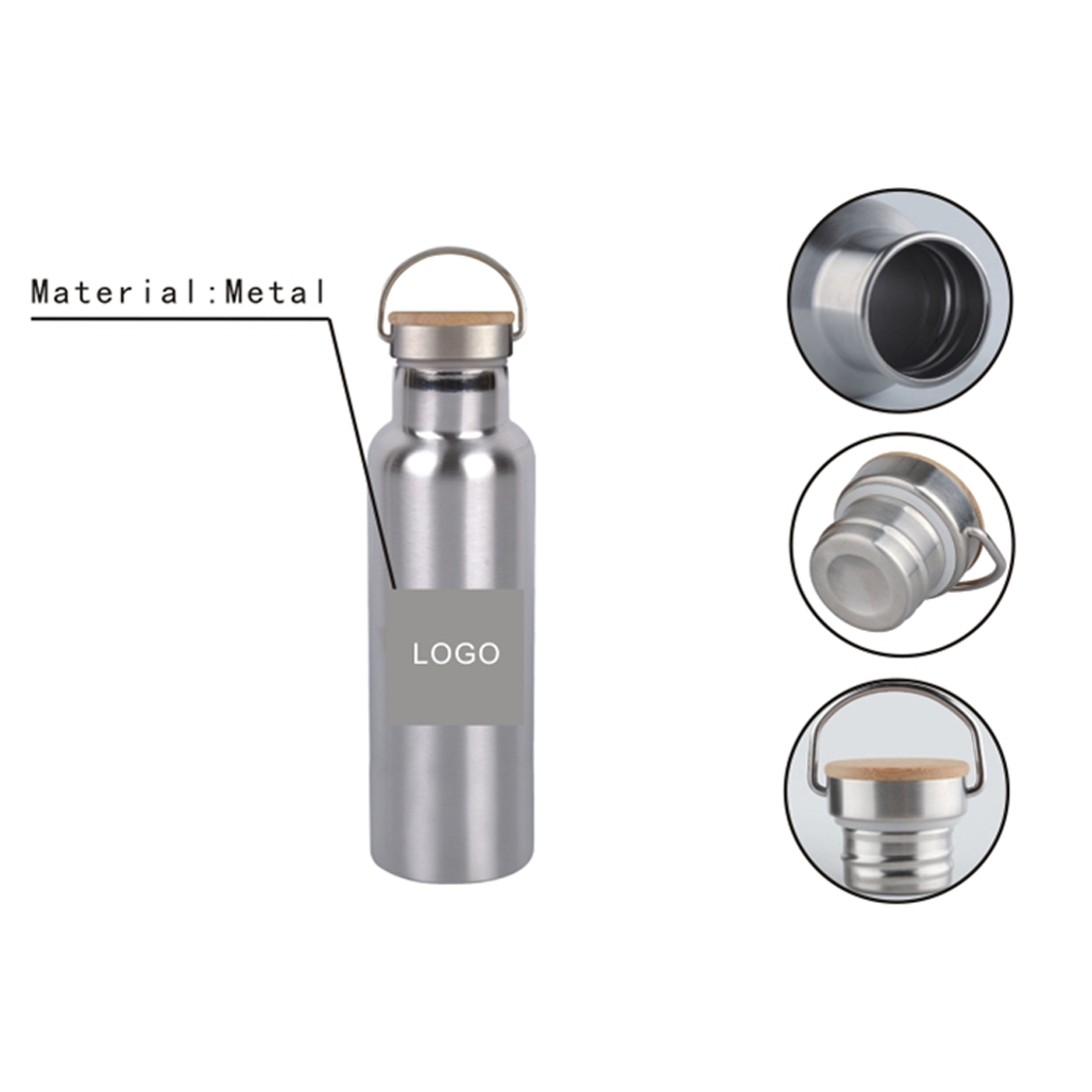 Promo - Drinkware - Sports Bottle, Steel