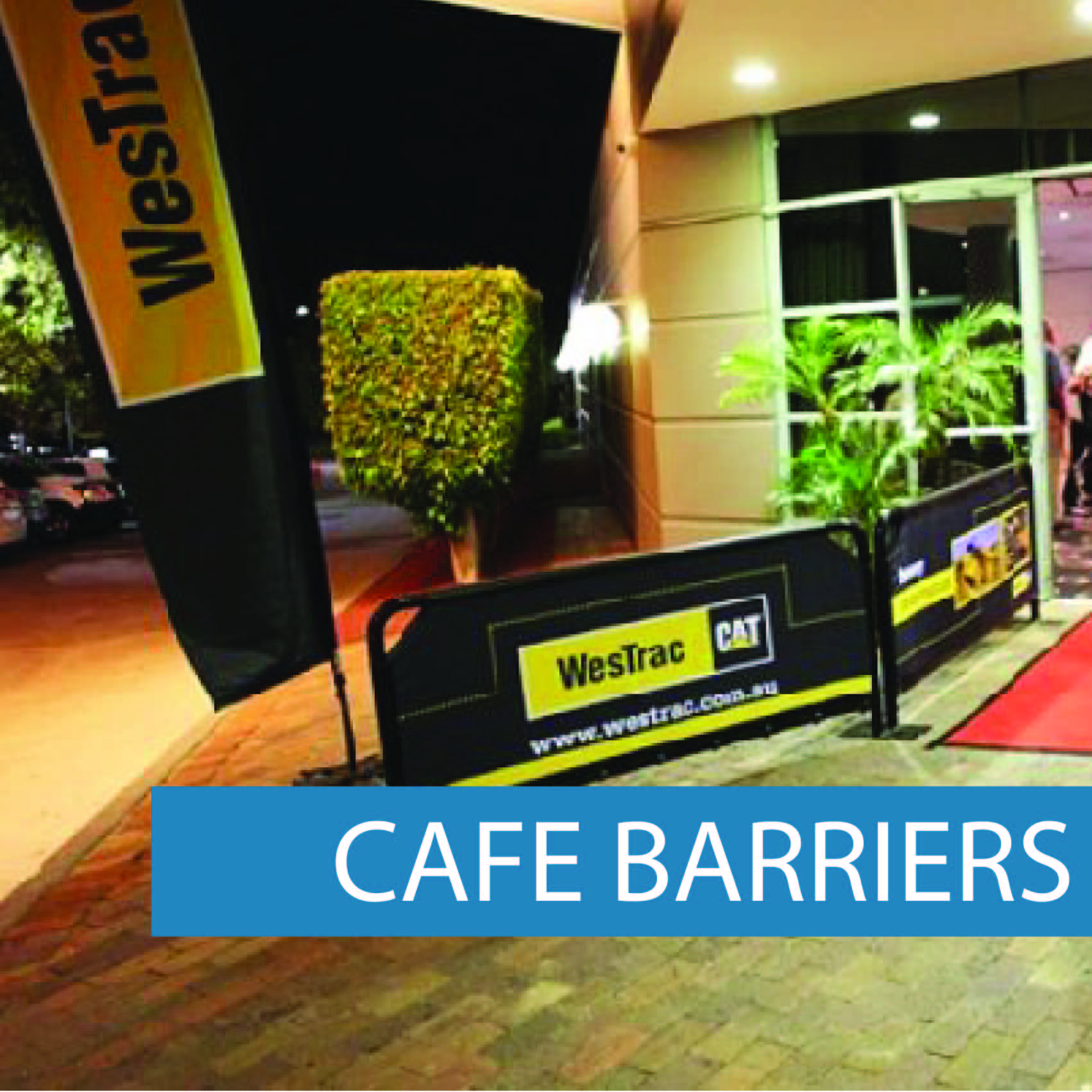Cafe Barriers Ray White