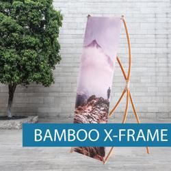 Icon - Portable Displays - X-Frame Bambo