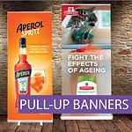 Pull-up Banner Range