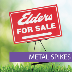 Metal Spikes Elders
