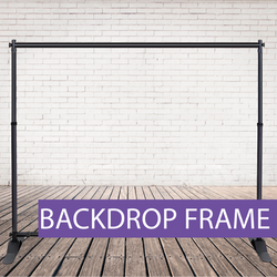 Media Backdrop Frame