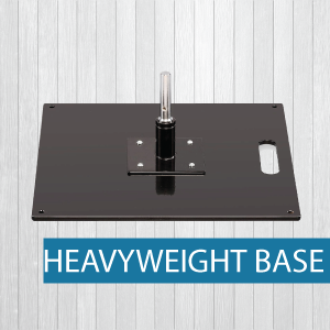 Flags - Accessories - heavyweight base -