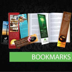 Print - Marketing - Bookmarks - Category