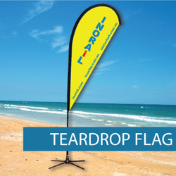 Flags - Teardrop Flags - BM 4