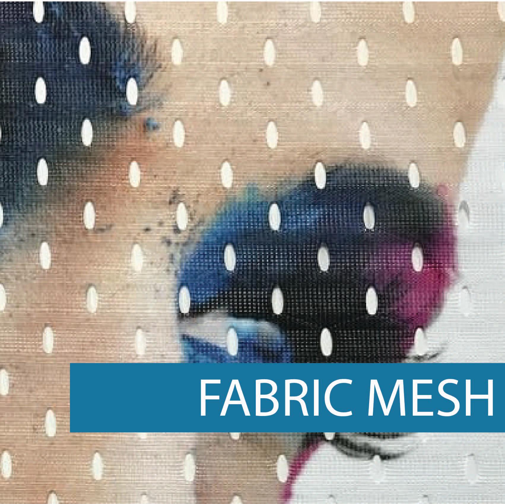 Fabric mesh