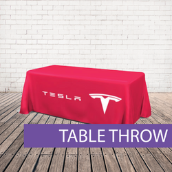 Loose table cloth