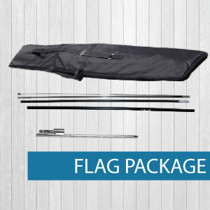 Flags - Accesories - Flag Packs
