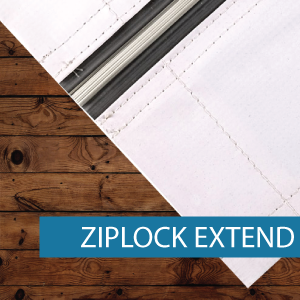 Outdoor Media - Finishing - Ziplock Exte