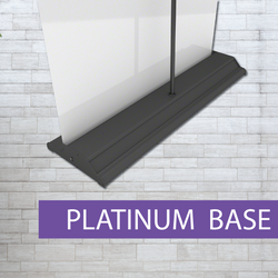 Heavy Duty Pull-up banner base