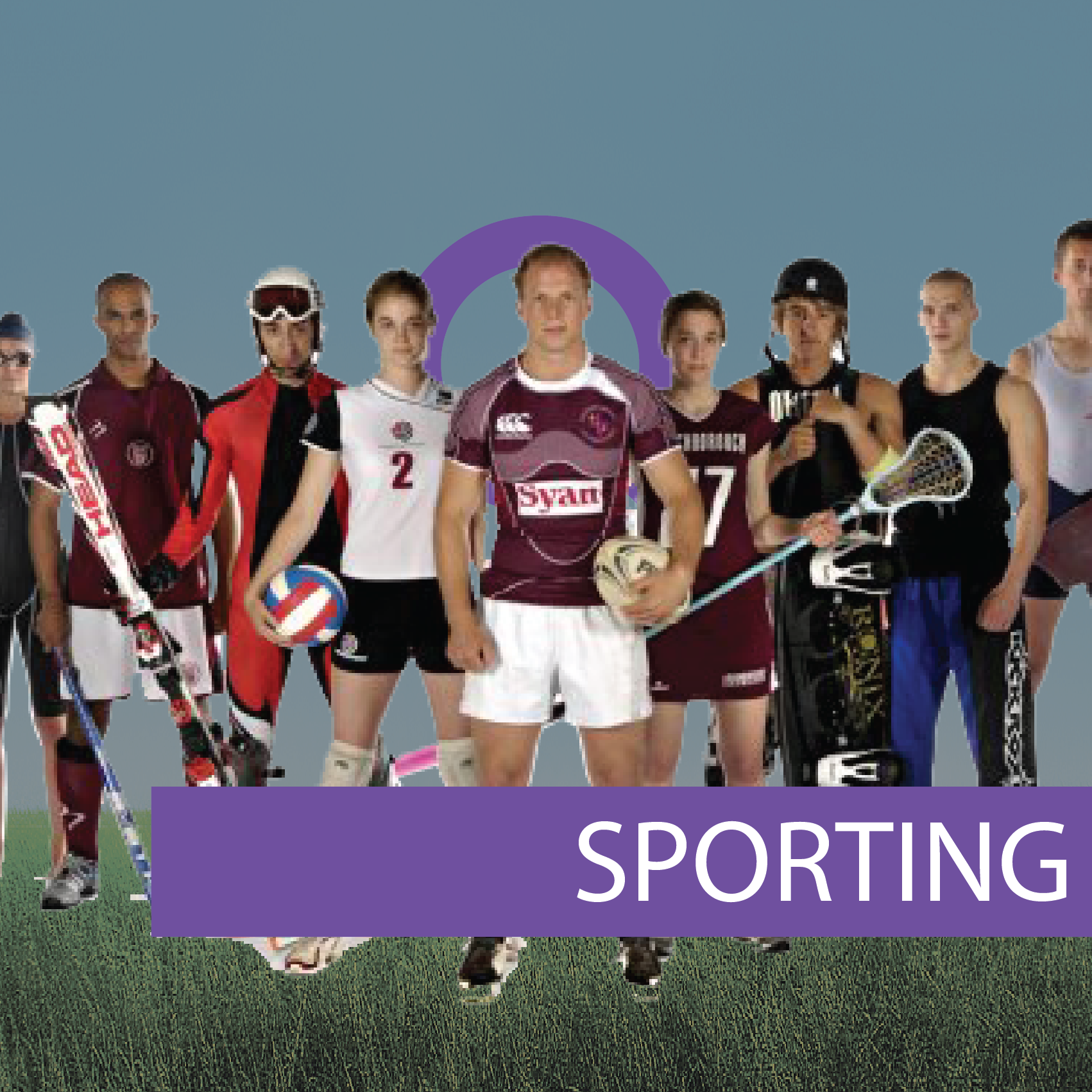 Solutions for the Sporting Groups