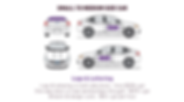 Vehicle Wrap - Small to Medium - Basic -