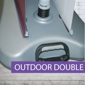 Pullup - Product - Outdoor Double Sided