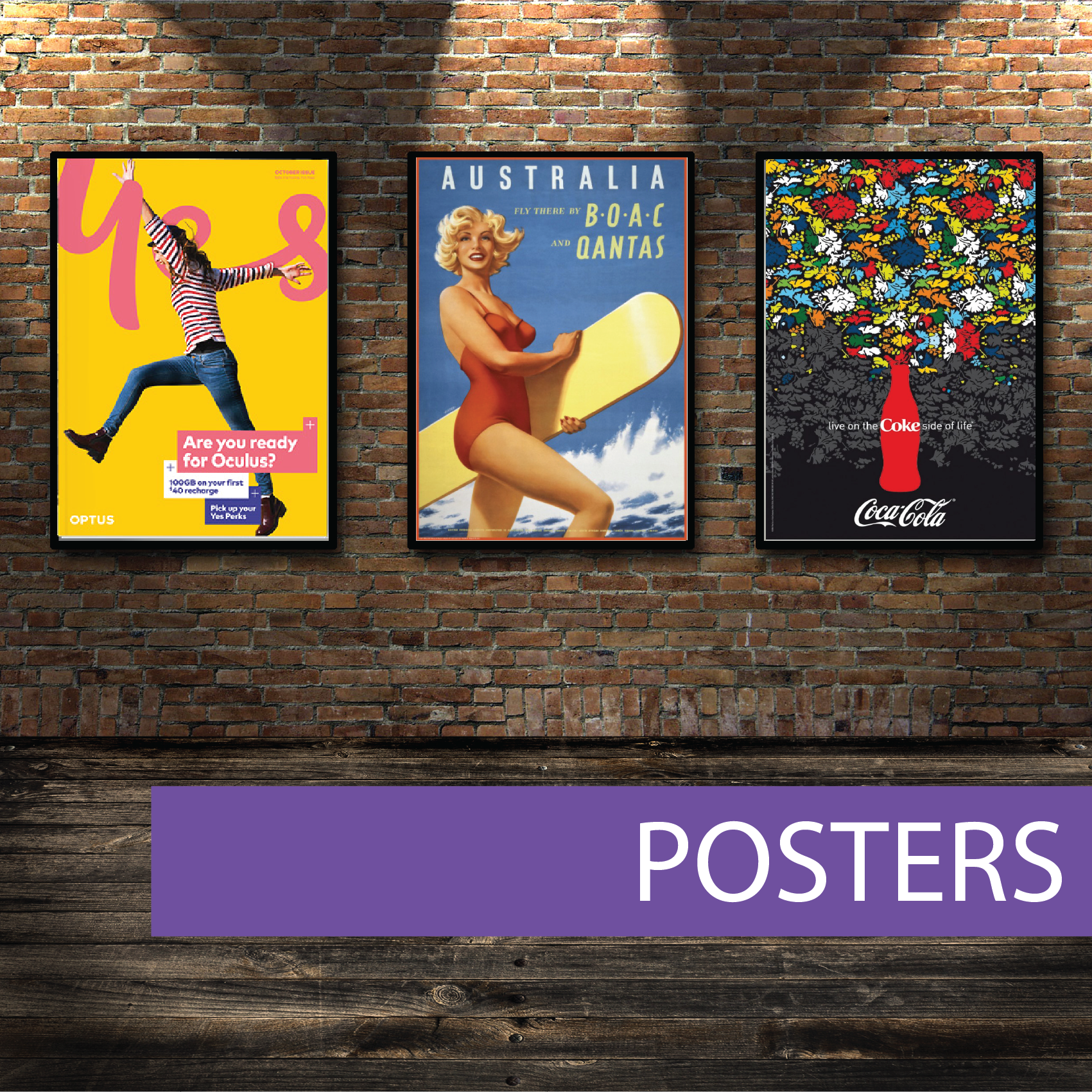 Bannerworld Posters