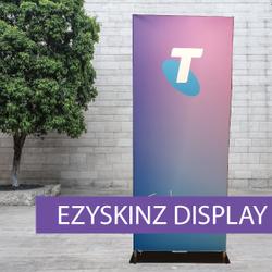 EZYSKINZ - Display Stand - Telstra