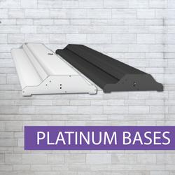 Platinum Pull-up banner bases