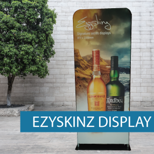 EzySkinz - Displays - Moet