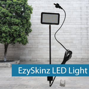 Media Wall - Ezykinz - LED Light