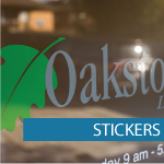 Self-Adhesive Stickers