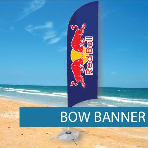 Flags - Bow Banner - BM 4