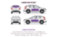Vehicle Wrap - Large Car - Basic - Signa