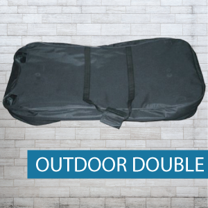 Outdoor pull-up banner bag