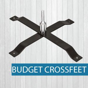 Flags - Accessories - Budget Cross Feet