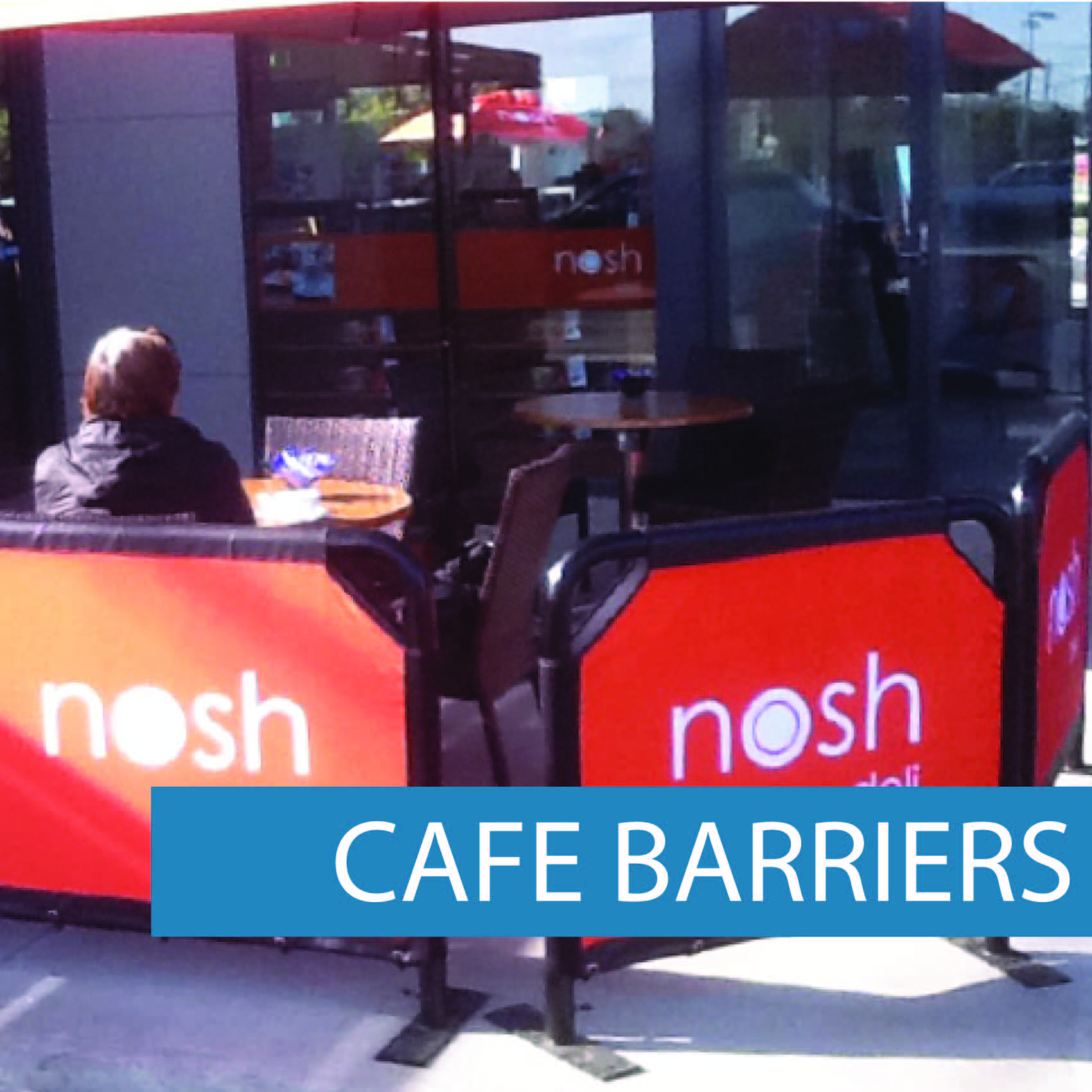 Cafe Barriers Nosh