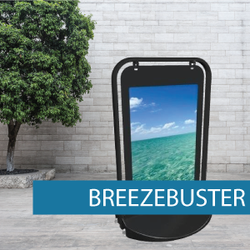 Icon - A-Frame - Breezebuster - Poster H
