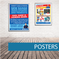 Outdoor Posters