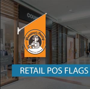Retail POS Flag