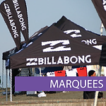 Marquees, branded Marquees, Gazebos