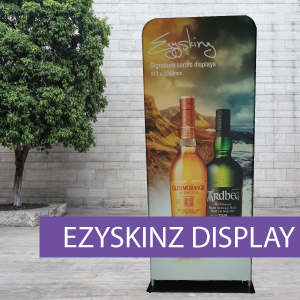 EZYSKINZ - Display Stand - Moet