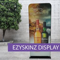 EZYSKINZ - Display Stand - Moet