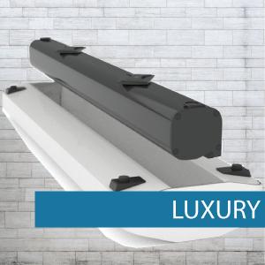 Luxury Interchangeable cartridge retractable banner insert