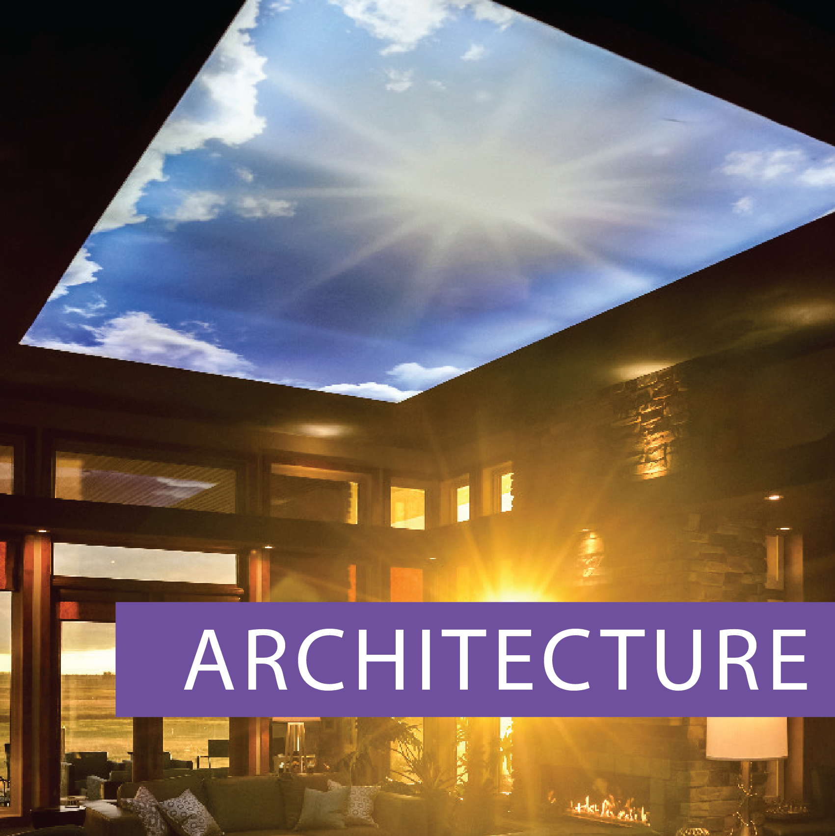 Architectural Matrix frame
