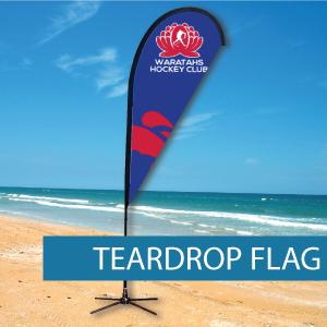 Flags - Teardrop Flags - BM 5